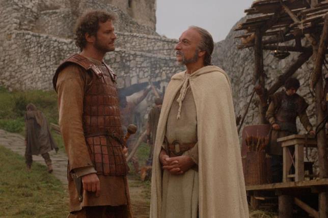 Colin Firth e Ben Kingsley