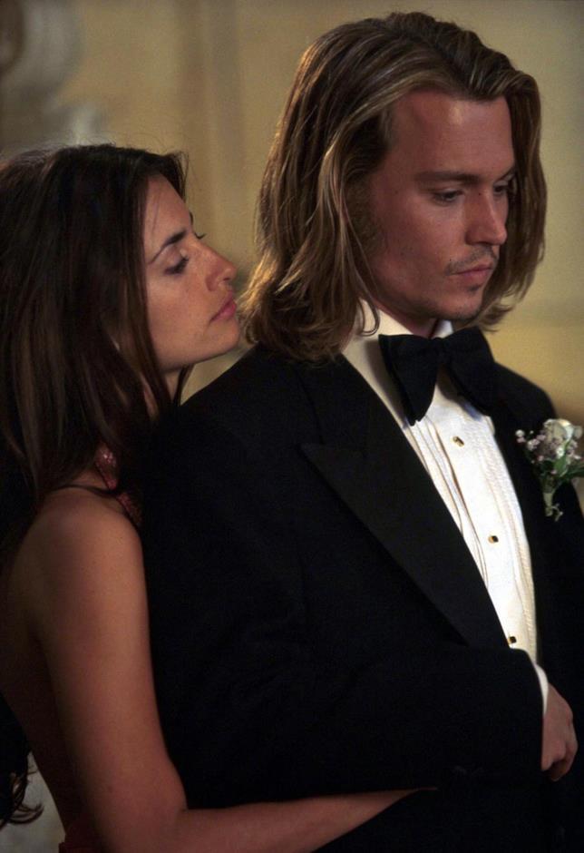 George e Mirtha in una scena del film