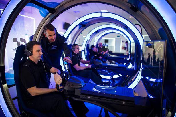 La polizia britannica gioca a Gran Turismo Sport
