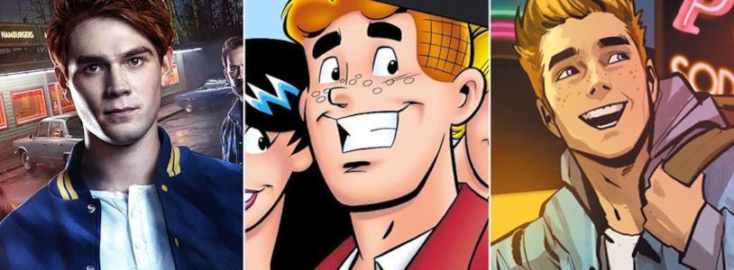 Archie Andrews nel live-action CW, nei fumetti classici e nel rilancio