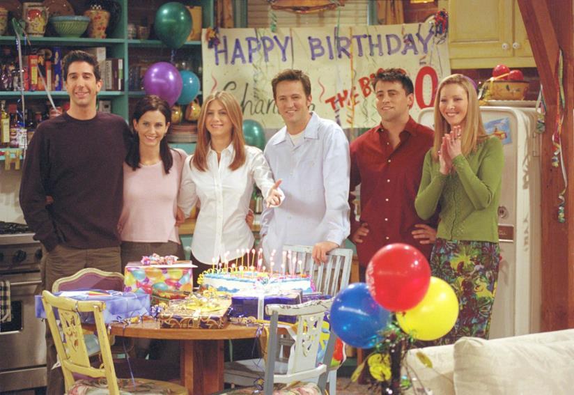 25 anni fa la prima puntata di Friends