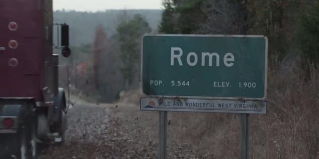 Outcast: il cartello Rome