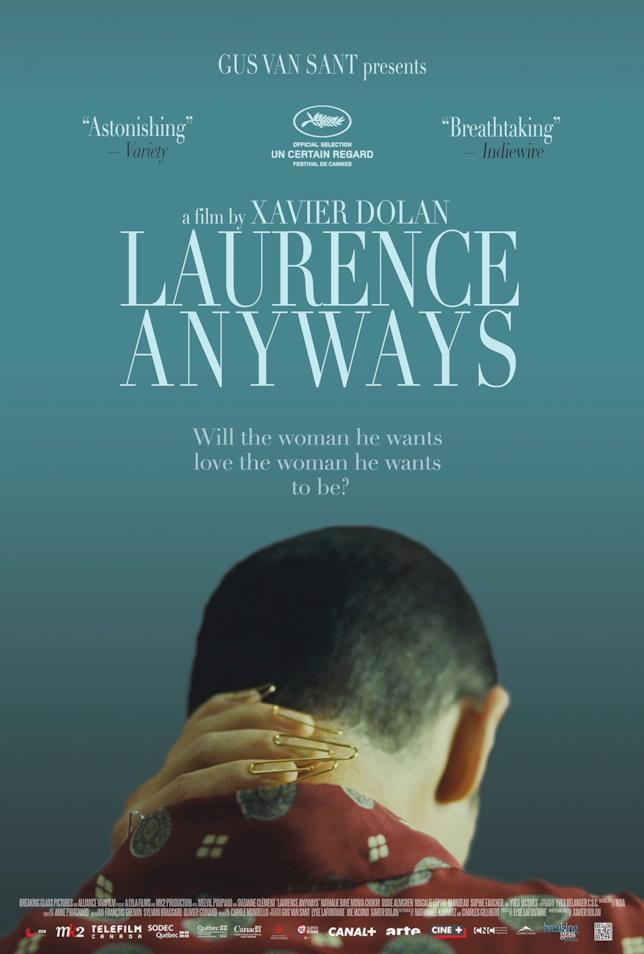 Laurence Anyways arriva nelle sale italiane