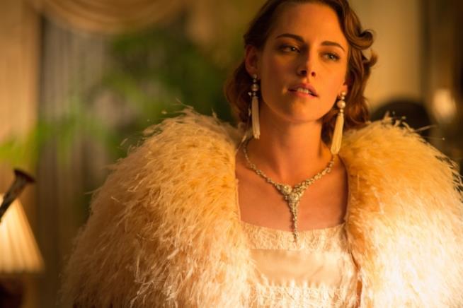 Vonnie alias Kristen Stewart nel film di Woody Allen Café Society