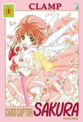 La copertina di Card Captor Sakura
