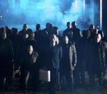 Il vampiro Thomas Eichhorst alla guida di una legione di strigoi