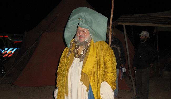 Image result for George RR Martin cameo