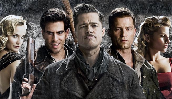 Il cast di Bastardi senza gloria