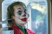Joaquin Phoenix sul set del film Joker
