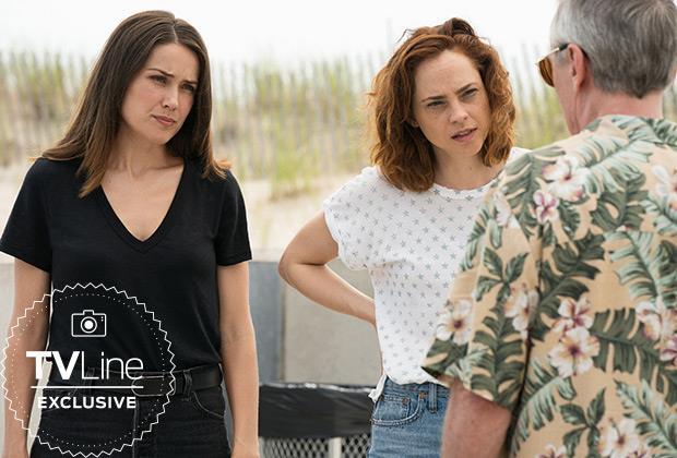 Liz e Jennifer nella sesta stagione di The Blacklist