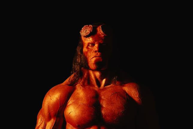 Hellboy, nuova versione