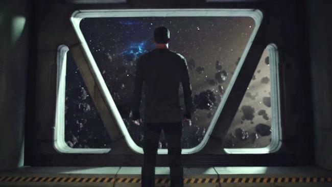 Coulson osserva lo spazio profondo