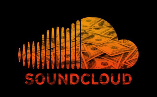 Logo di Soundcloud