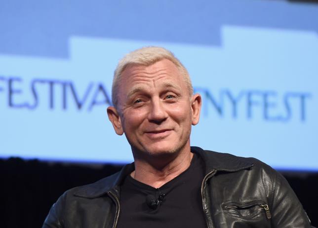 Daniel Craig e il suo sorriso letale