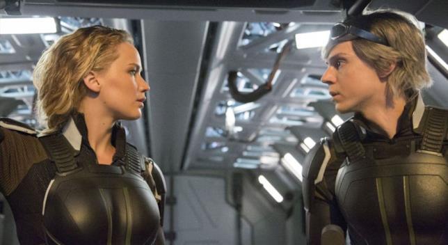Mystica e Quicksilver saranno tra i protagonisti di X-Men: Apocalisse