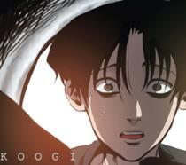 La copertina di Killing Stalking volume 2
