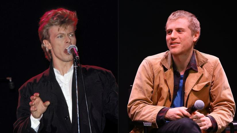 David Bowie e Johnny Flynn