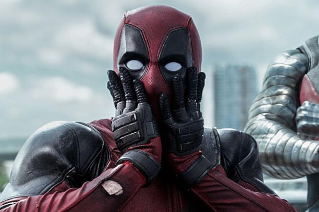 Ryan Reynolds è il mercenario chiacchierone Deadpool