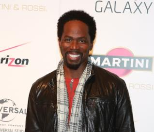 Il sorridente Harold Perrineau, nuovo ingresso di Criminal Minds