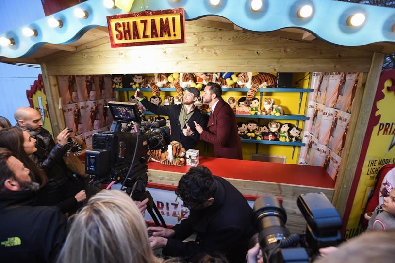 La fiera di Shazam