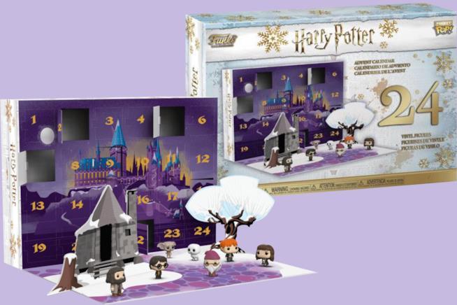 I calendari dellavvento più originali: lego harry potter jack