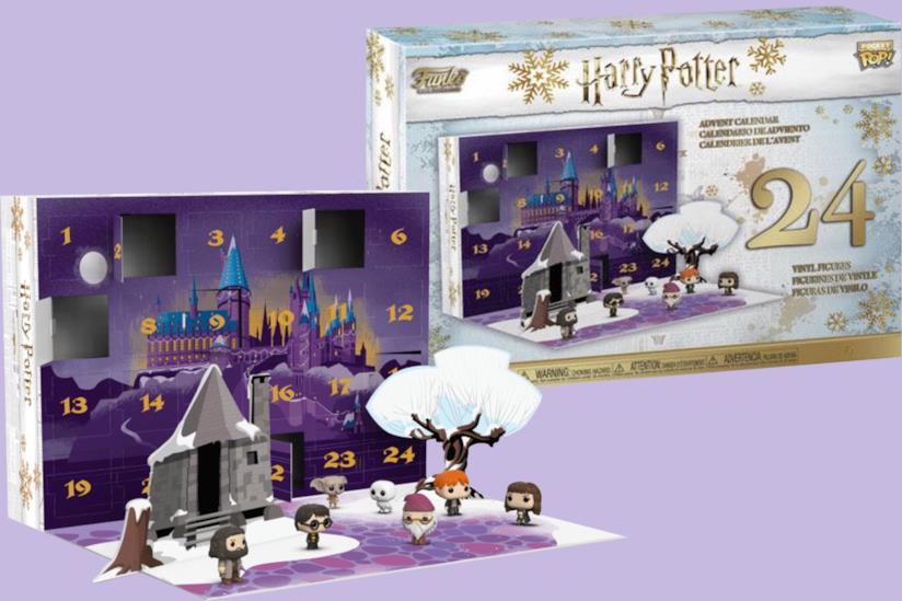 Calendario Avvento Kinder Prezzo.I Calendari Dell Avvento Piu Originali Lego Harry Potter