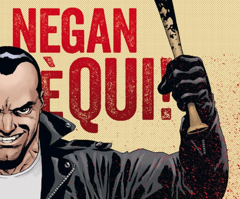 Cover di Negan è qui!
