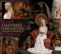 I dettagli della nuova statuetta da collezione di Daenerys da Game of Thrones