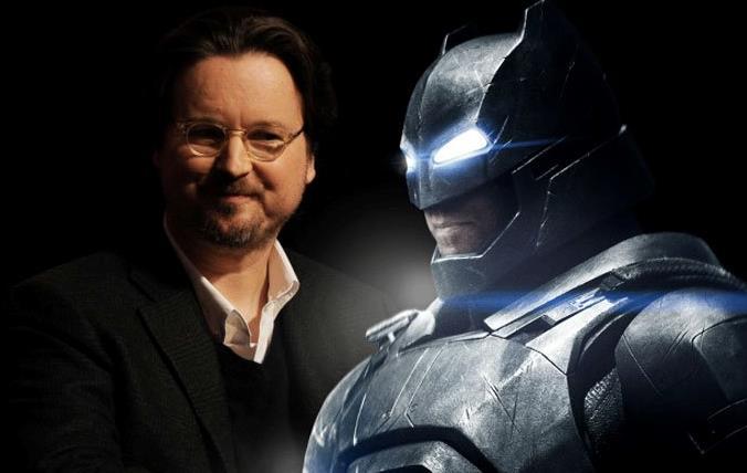 Un montaggio tra Matt Reeves e Batman