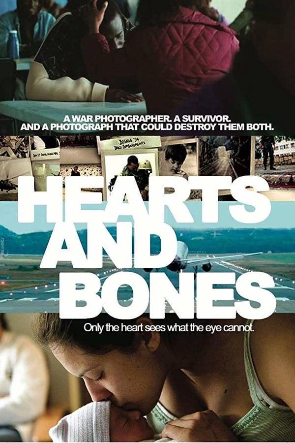 Il poster ufficiale di Heart and Bones