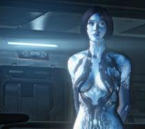 Cortana, IA simbolo della serie Halo