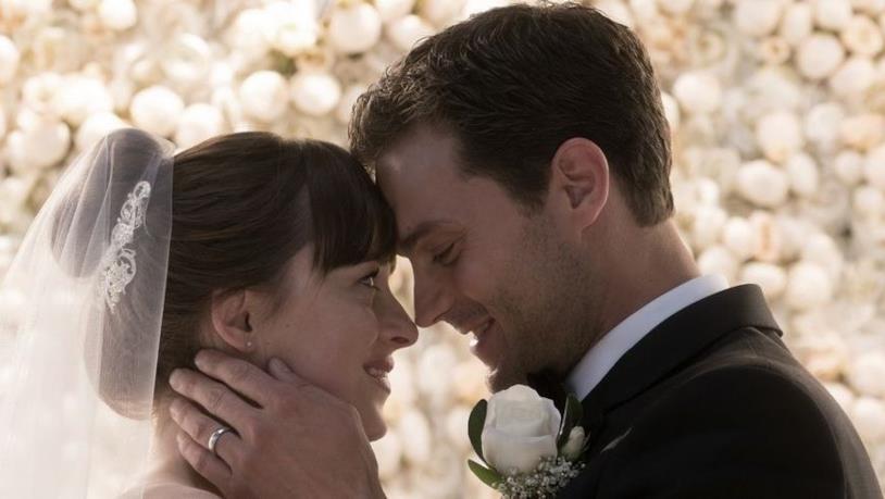 Il matrimonio in Cinquanta sfumature di grigio