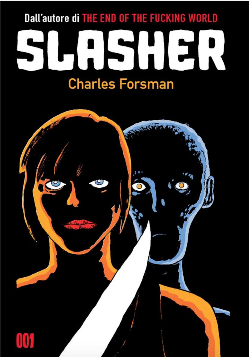 La cover di Slasher