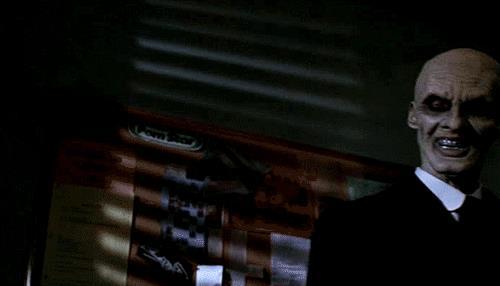 Buffy L'Ammazzavampiri una scena della serie TV