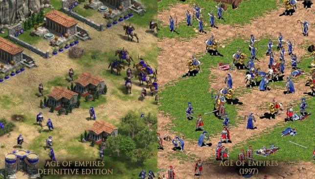 Age of Empires: Definitive Edition in uscita a febbraio