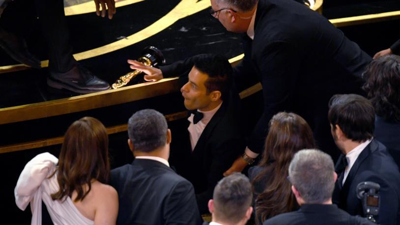 Rami Malek cade agli Oscar 2019