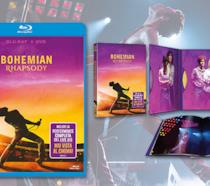 L'home video di Bohemian Rhapsody