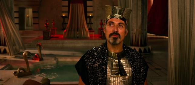 Rufus Sewell in Gods of Egypt
