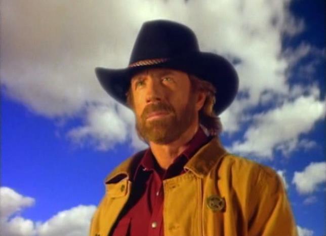 Il Texas Ranger Cordell Walker