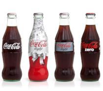 Le varie Coca-Cola disponibili sul mercato