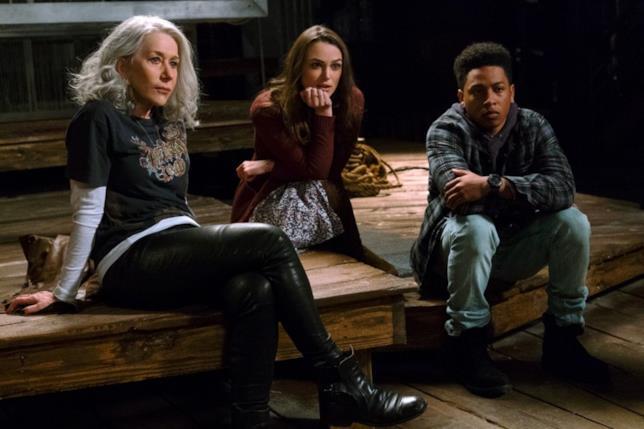 Helen Mirren, Keira Knightley e Jacob Latimore interpretano degli attori di teatro