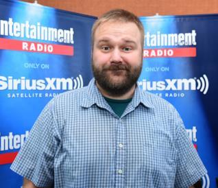 Un'immagine di Robert Kirkman, creatore di The Walking Dead