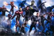 Un artwork del prossimo Avengers 4