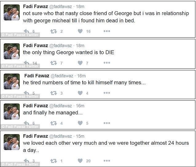 I tweet di Fadi Fawaz