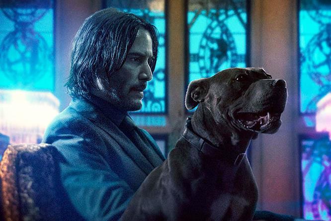 John Wick e il suo amato cane nel character poster di John Wick 3