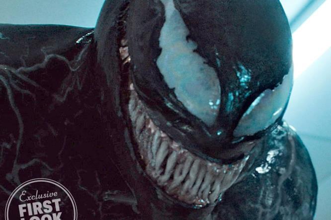 Venom, nuove immagini del film