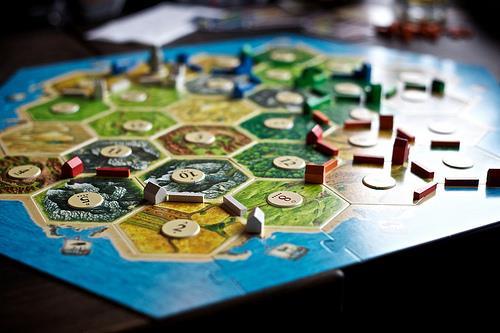 Il gioco I coloni di Catan