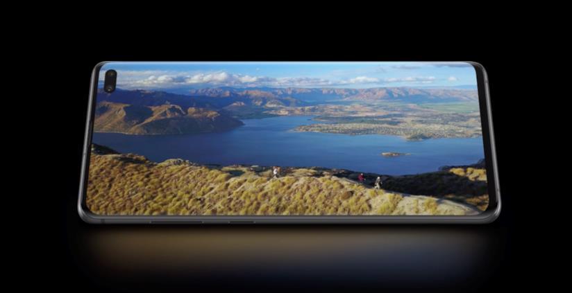 Immagine promozionale del Samsung Galaxy S10+