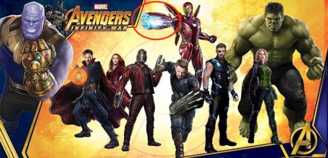 Eroi e villain nella nuova promo art di Avengers: Infinity War