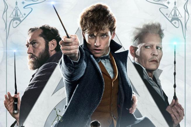 Eddie Redmayne sogna Hagrid per il sequel di Animali Fantastici